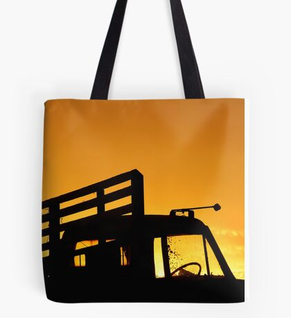 Tray Truck Tote Bag