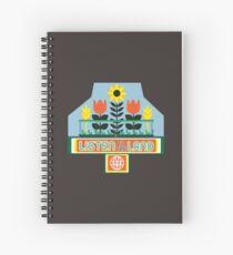 Listen to the Land Spiral Notebook