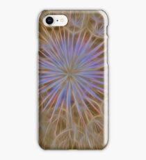 Psychedelic Dandelion Art iPhone Case/Skin