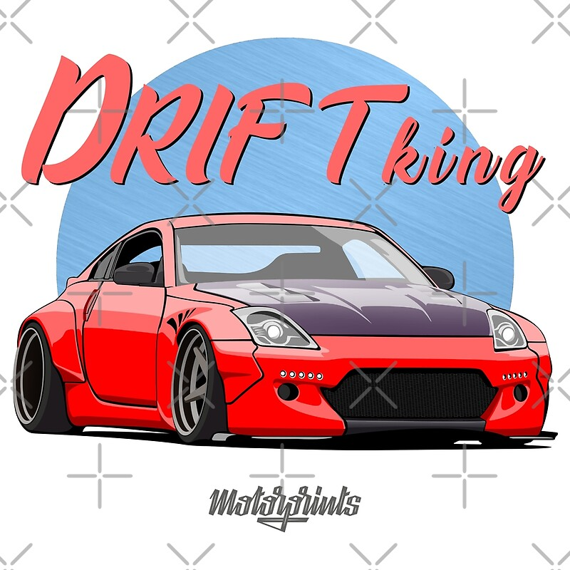Drift King 350Z (red)