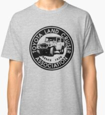 Toyota Land Cruiser Association Classic T-Shirt
