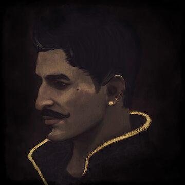 Dorian Portrait by art-by-let