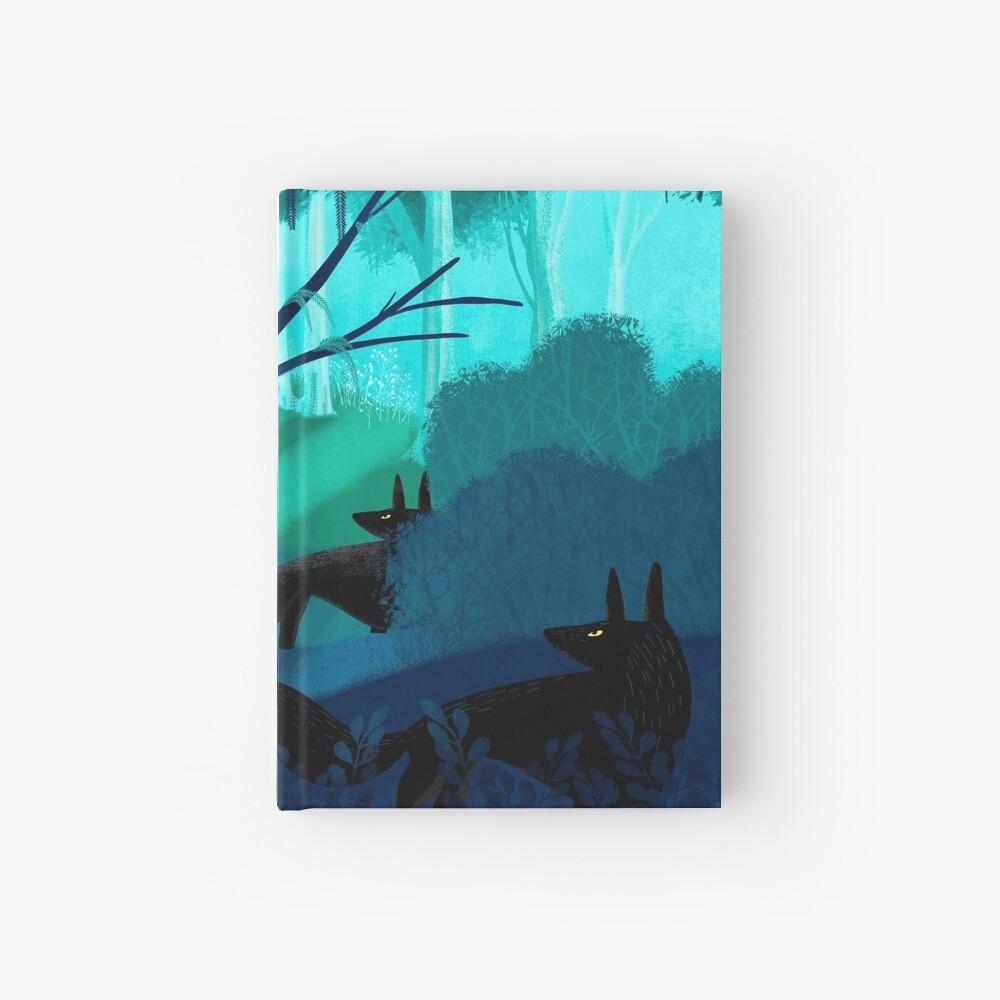 Schattenwölfe Stalk The Silver Wood Notizbuch