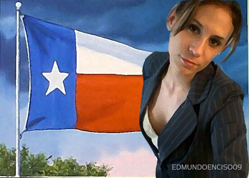 TEXAS GIRL by EDMUNDOENCISO09