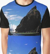 GlassHouse Rocks # 3 Graphic T-Shirt