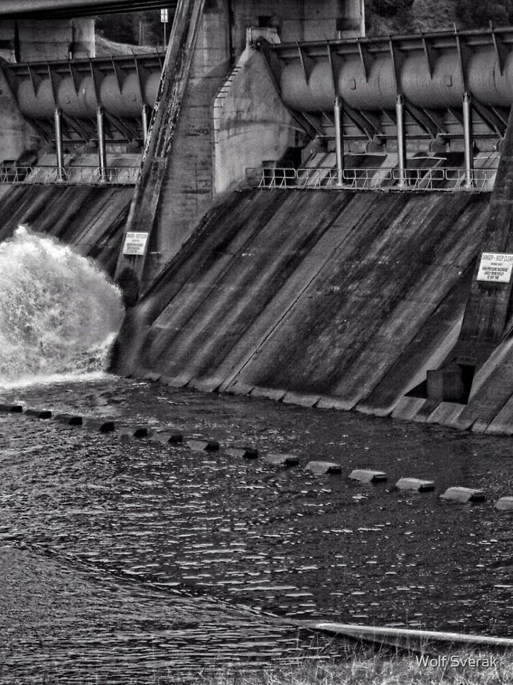 Scrivener Dam in Canberra/ACT/Australia (2) by ausigreybear