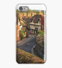 Aylesford High Street from Cage Hill iPhone Case/Skin