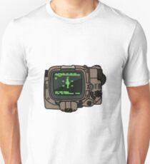 Pipboy T-shirt unisexe