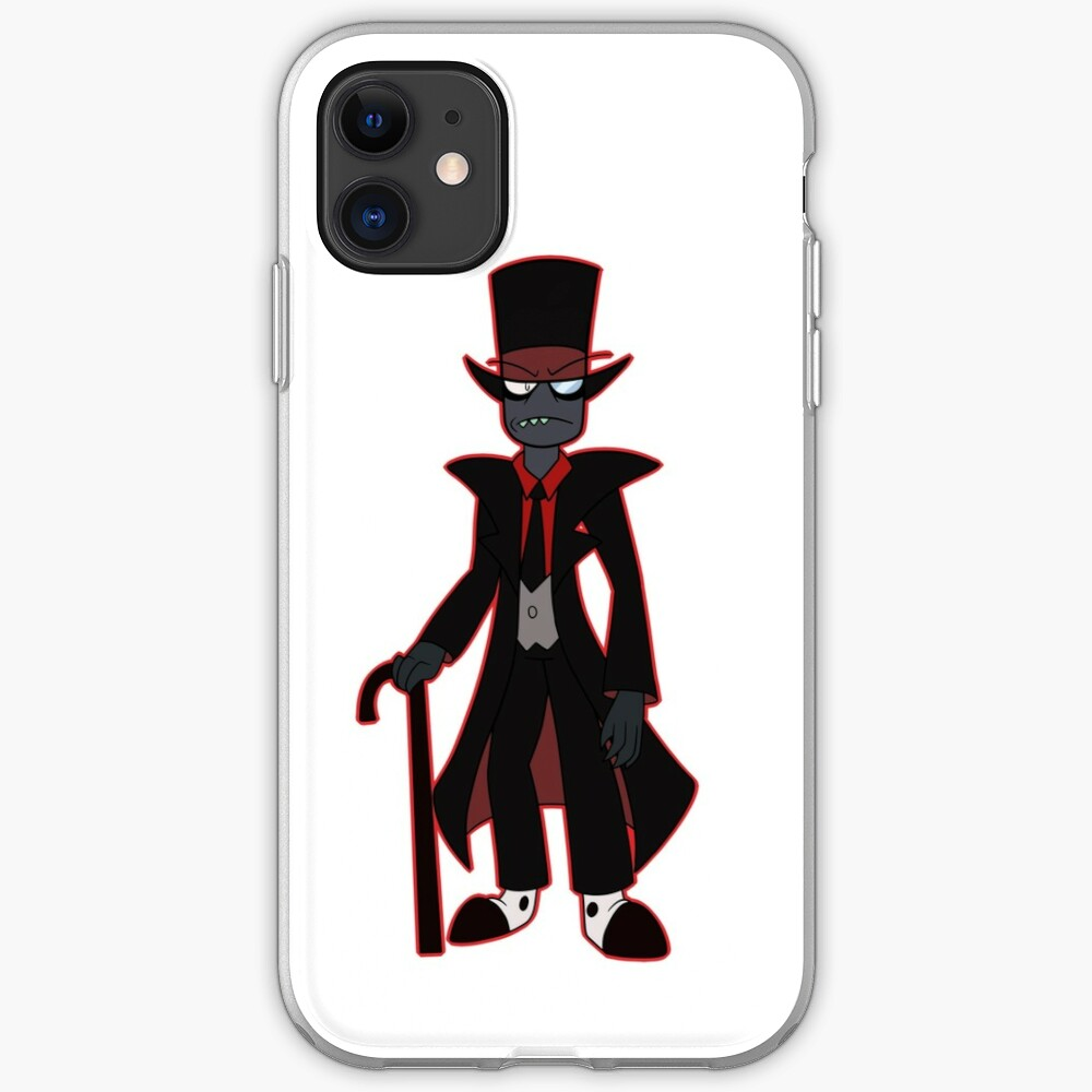 Black Hat iPhone Case & Cover