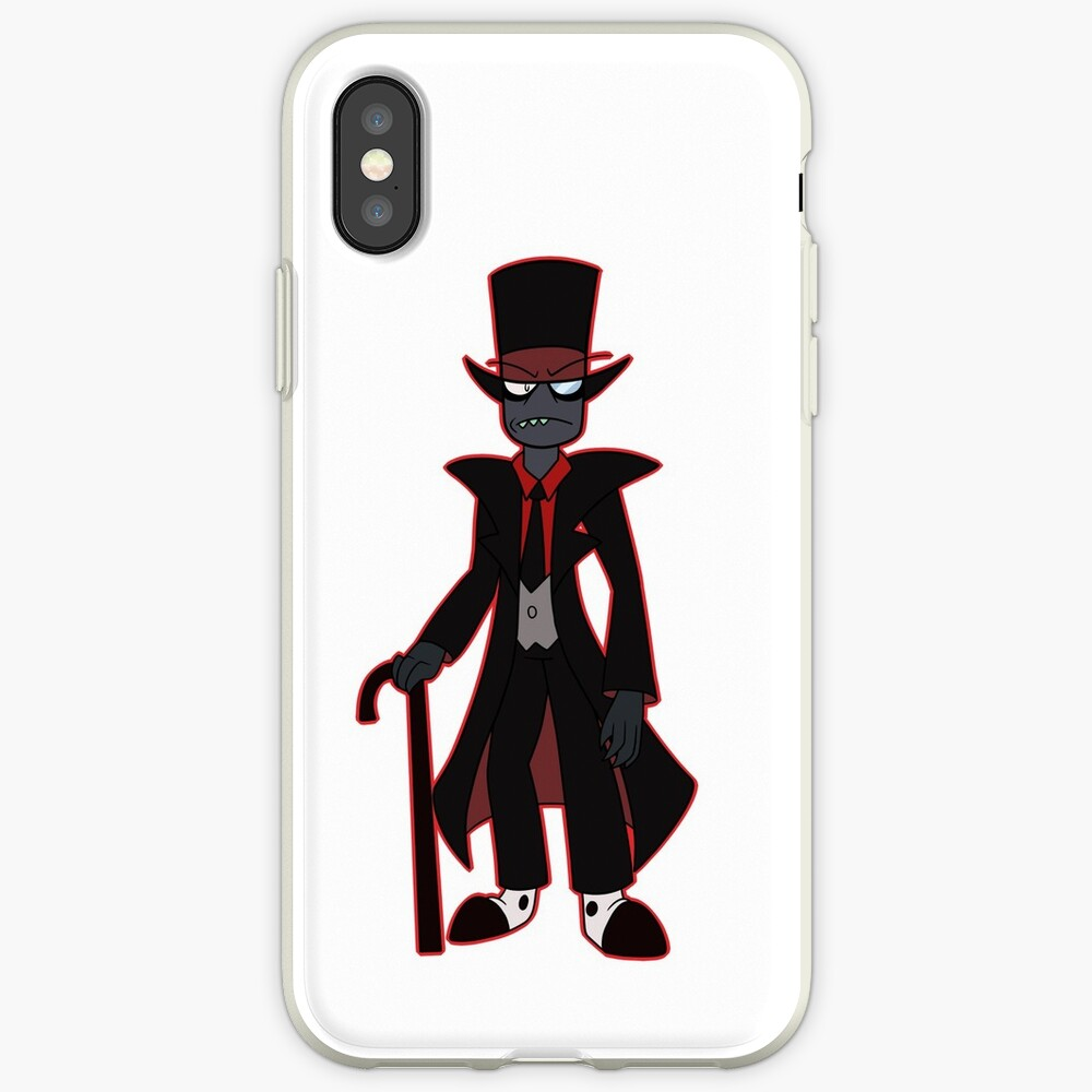 Black Hat iPhone Case & Cover