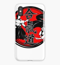Aikido Martial Arts Self Defence iPhone Case/Skin