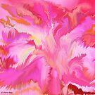 Spring  sonata- Abstract37  Art + Products Design  by haya1812