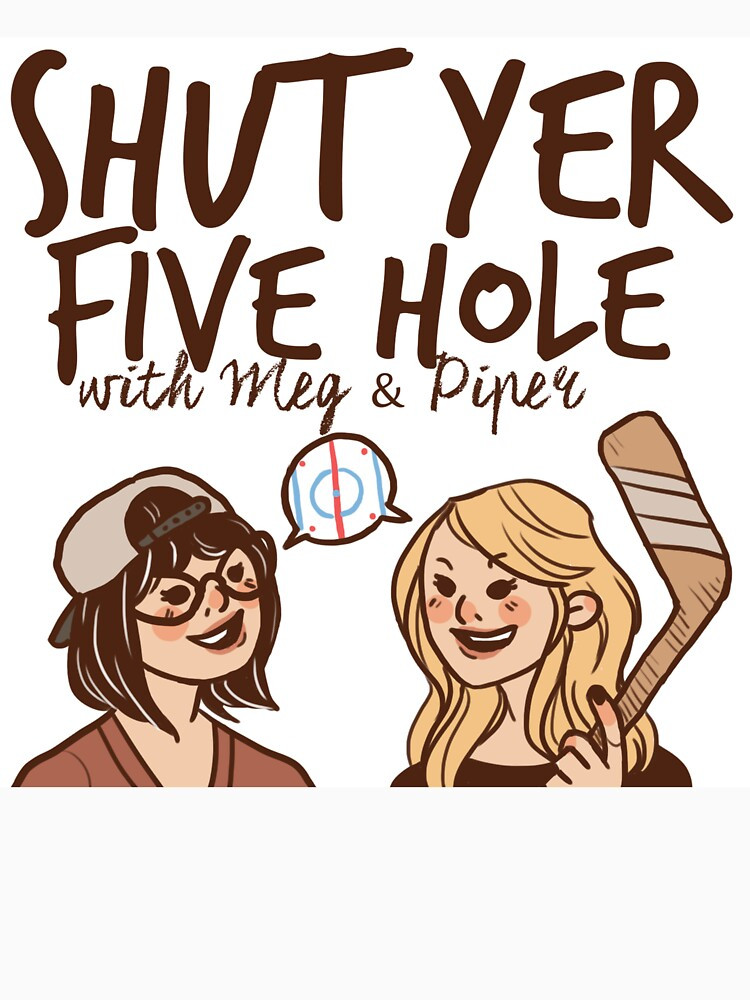 Shut Yer Five Hole by megsauce