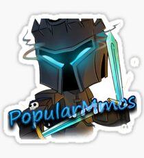 POPULARMMOS!!! Sticker