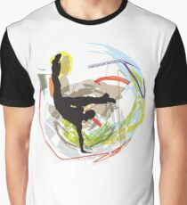 Breakdancing  Graphic T-Shirt