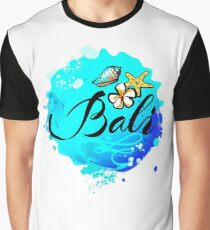 Bali Indonesia Graphic T-Shirt