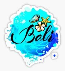 Bali Indonesia Sticker