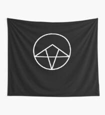 Oh, Sleeper - Broken Pentagram Wall Tapestry