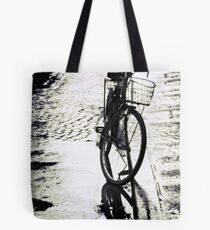 Streets of Florence Tote Bag