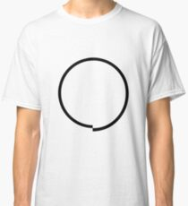 Circle obsessive compulsive Classic T-Shirt
