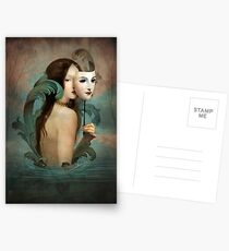 Linger in the Shadows Postcards