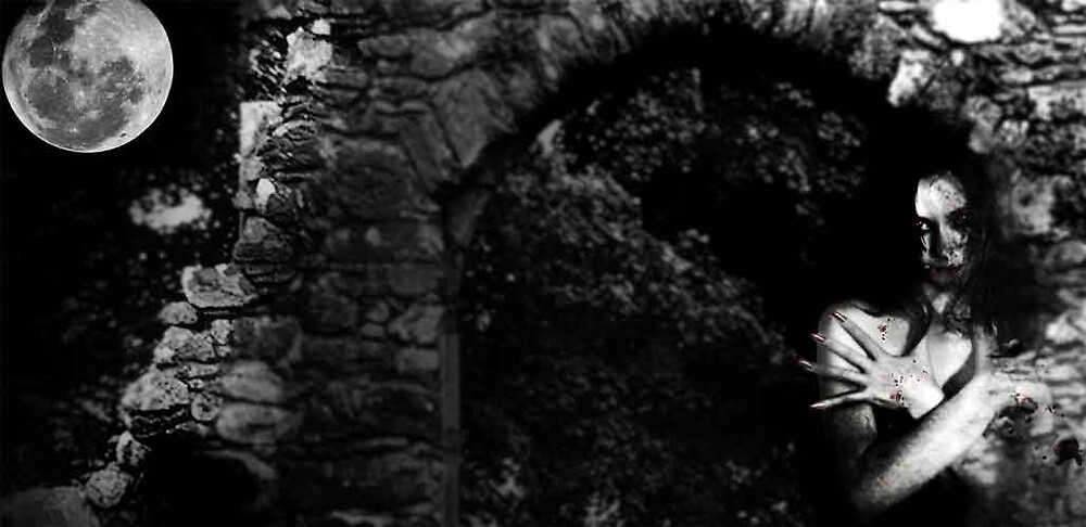 Arch-Vampire by David Knight