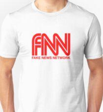 FNN - FAKE NEWS NETWORK Unisex T-Shirt