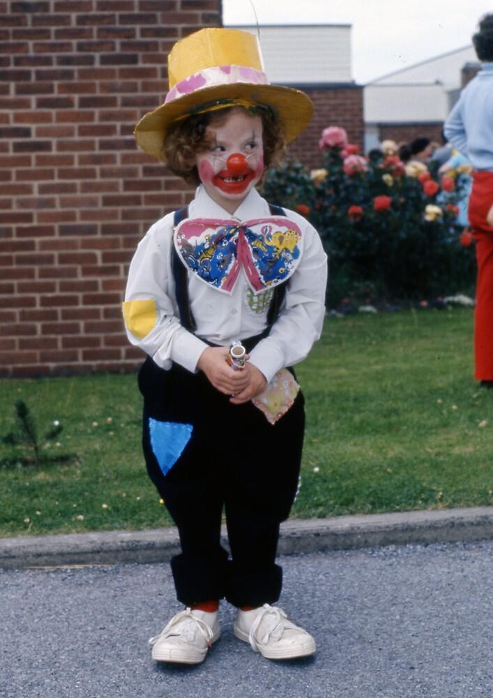 Clown by MayWebb