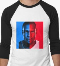 Kevin Durant LeBron James Face Off Mash Up T-Shirt T-Shirt