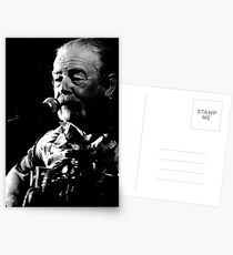 The Bluesman Postcards