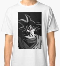 Goku Black And White Classic T-Shirt