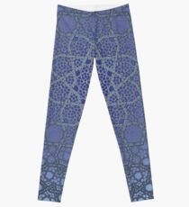 Fatty Star Flower Three Layer - Textured Leggings