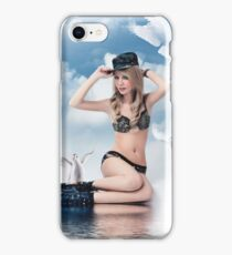 Peacekeeper iPhone Case/Skin