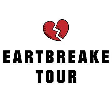 HEARTBREAKER TOUR - HEART BREAKER by BobbyG305