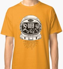 Defy Gravity (Space) Classic T-Shirt