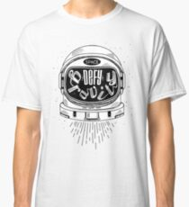 Defy Gravity (Space) Classic T-Shirt