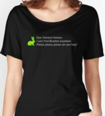 I can't find bluebell anywhere Women's Relaxed Fit T-Shirt