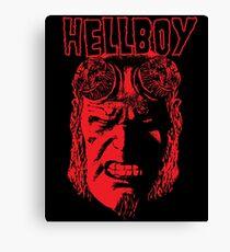 Hellboy Canvas Print