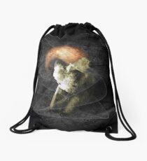Peacefully Drawstring Bag