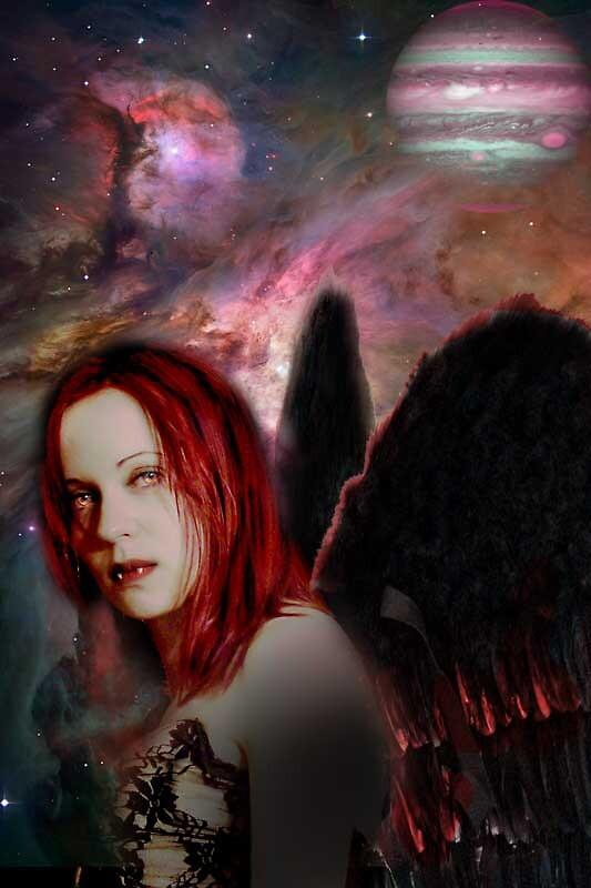 Sigouney Space Vampire by David Knight