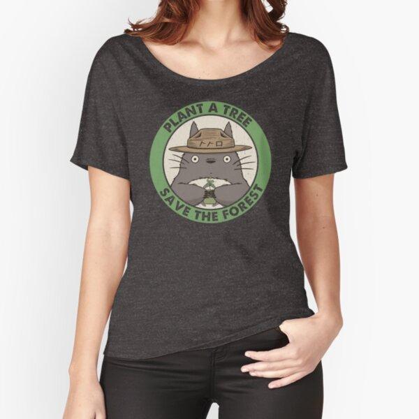 Rette den Wald Loose Fit T-Shirt