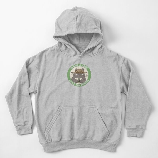 Save the Forest Kids Pullover Hoodie