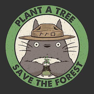 Salva el bosque de LiRoVi