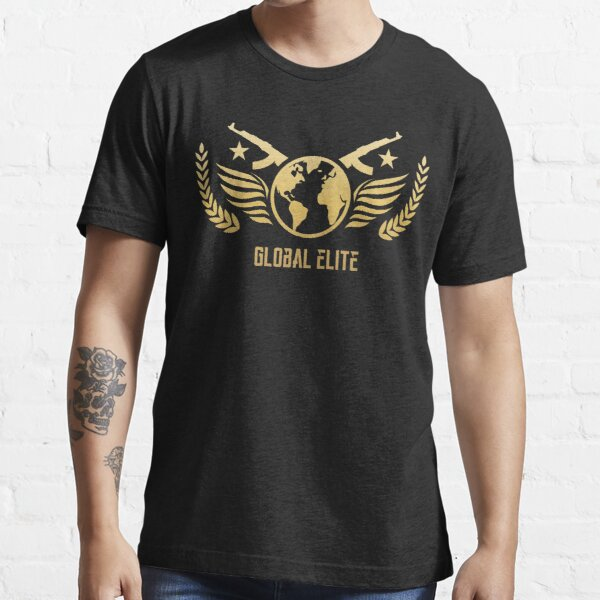 CSGO Global Elite Essential T-Shirt