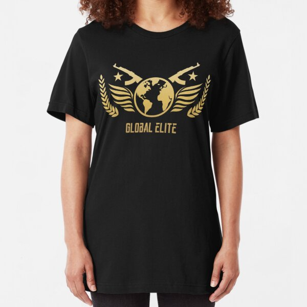 CSGO Global Elite Slim Fit T-Shirt
