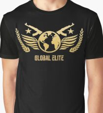 CSGO Global Elite Graphic T-Shirt