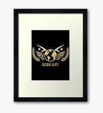 CSGO Global Elite Framed Print