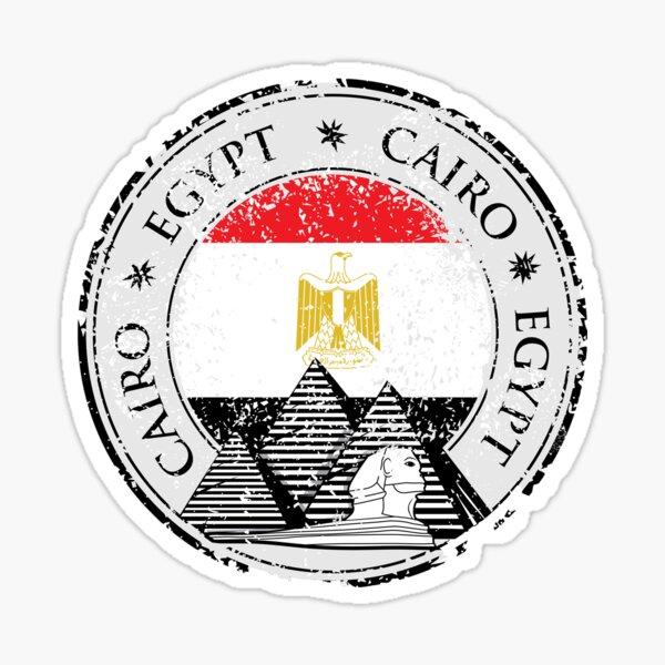 Egypt Cairo Sticker