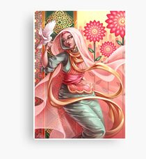 The Other Arm is Hiding, but it is Still There Canvas Print