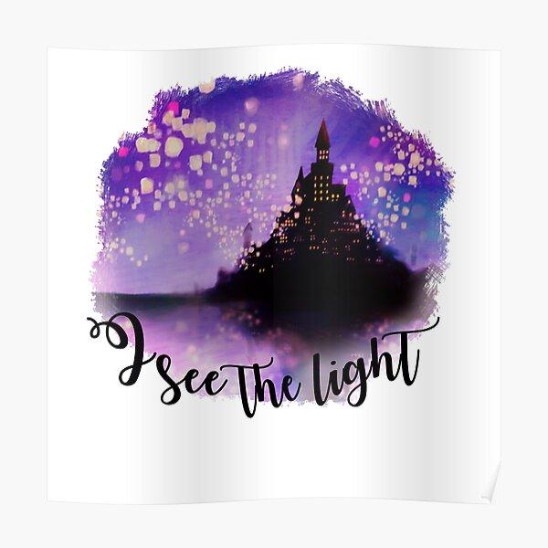 Ich sehe das Licht Poster